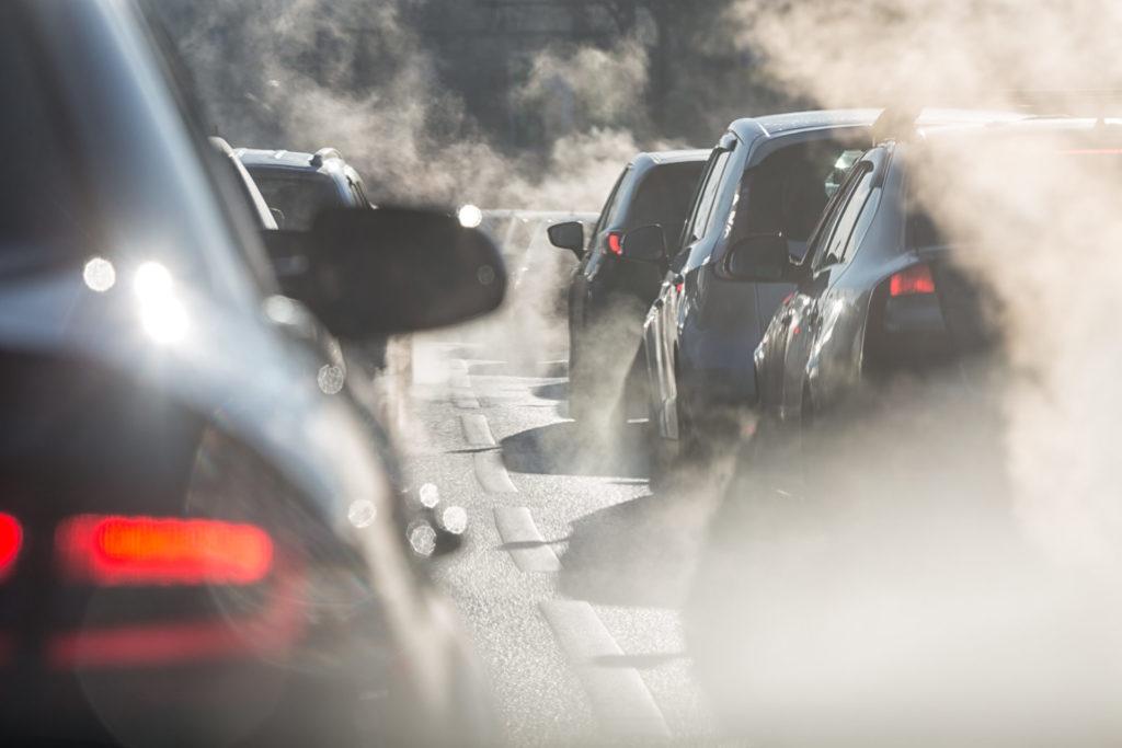 Auto CO2-Ausstoss